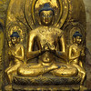 L1658 Buddha statue, Bodh Gaya