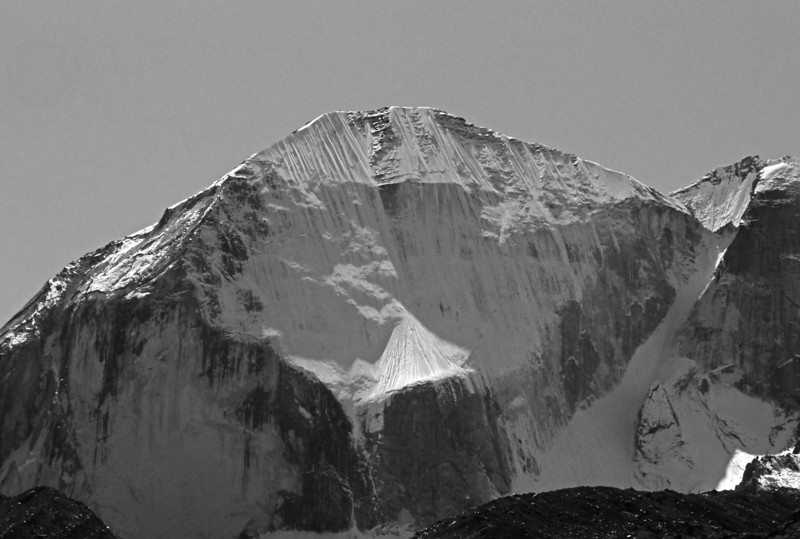 L1213 Mountain between Gangotri and Gomuk