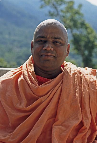 L2696 Swami Jivanmuktananda, Sivanananda Ashram, Rishikesh