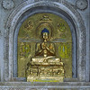 L2468 Buddha statue, Bodh Gaya