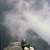 L2533 Hiker above Dharamsala