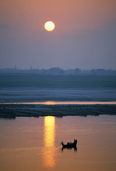 L1936 Ganges at Allahabad