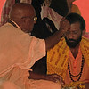 L2442 Blessing by Ved Niketandahm Ashram acharya