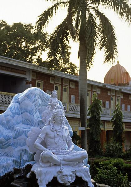 L1384 Shiva, Parmarth Niketan Ashram, Rishikesh