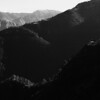 """L2927 Mussoorie, foothills north of Dehradun. The British built a hill station here """"to escape the pestilential heat of the plains."""""""