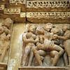 L1953 Kandariya Mahadeva Temple detail.