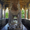 L1161 Varaha Temple. In the Puranas, Varaha rescued the earth from the demon Hiranyaksha.