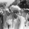 L2194 Pilgrims, 1998 Kumbha Mela, Hardwar. infrared