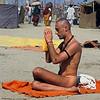 L1909 Shorn sadhu