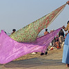 L1871 Drying saris