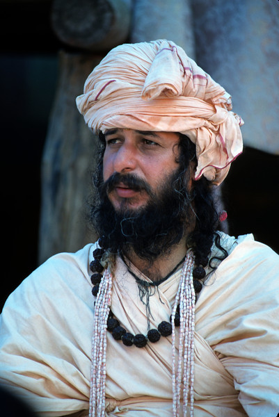 L1331 Sadhu leader from Kashmir
