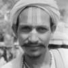 L2206 Vaishnava sadhu. infrared