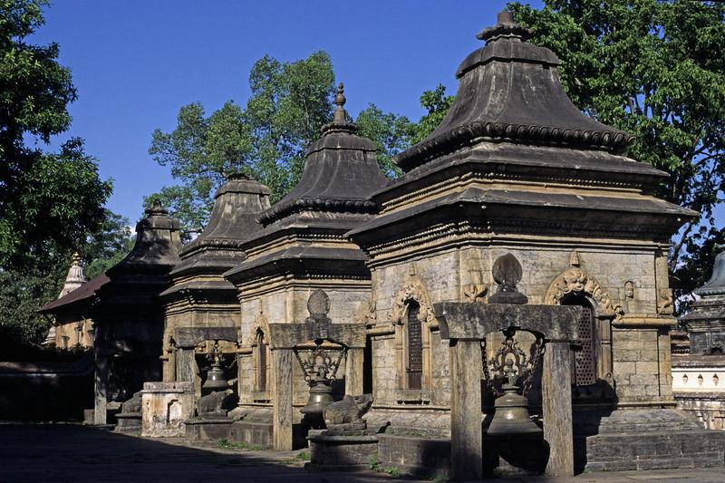 L1884 Pashupatinath Temples