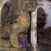 L1062 Bhaktapur, lion