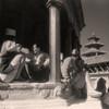 L2499 Durbar Square, Patan. infrared