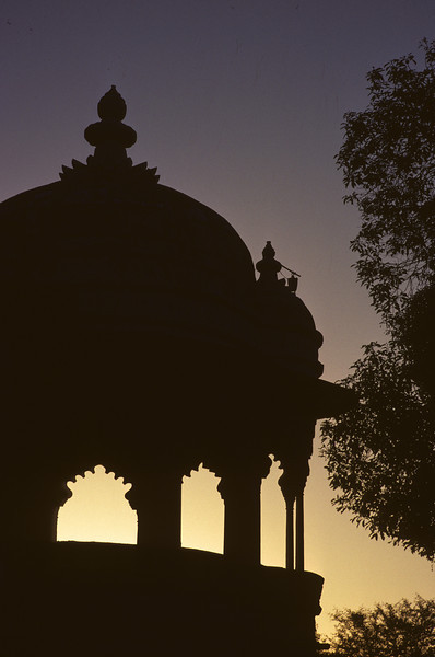 L1615 Design, old summer palace, Pichola Lake, Udaipur