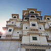 L1836 City Palace at Udaipur