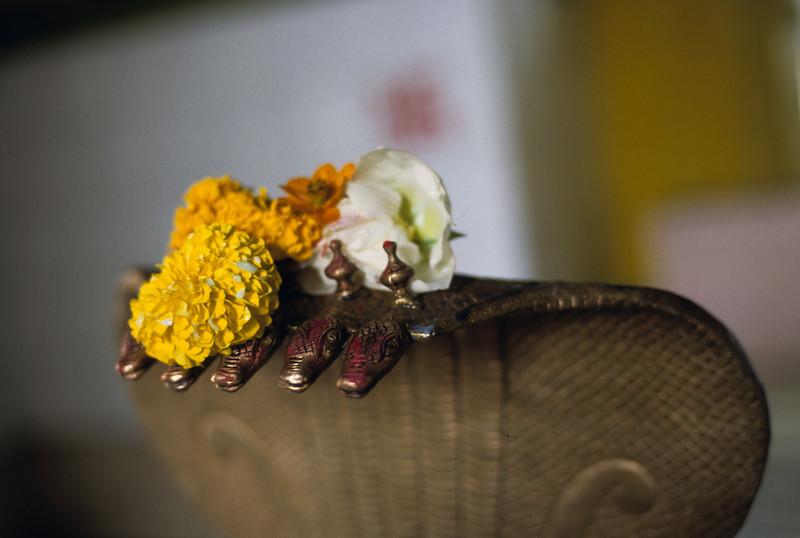 L1291 Lingam with Chatnag at Virbhadra Temple, Rishikesh