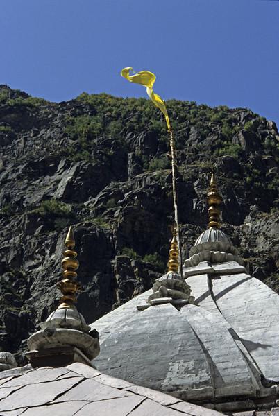 L1421 Gangotri Temple