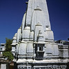 L1425 Hindu temple south from Rishikesh