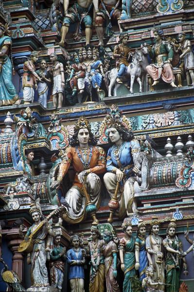 L1406 Southern style temple, Chennai