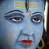 L1385 Shiva statue. near Rishikesh