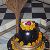 L1305 Lingam with Chatnag (5 head cobra) at Virbhadra Temple, Rishikesh