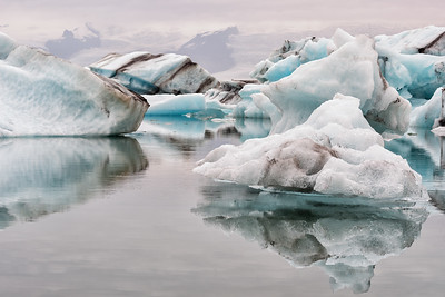 Jökulsárlón Glacial Lagoon #2