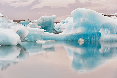 Jökulsárlón Glacial Lagoon #1