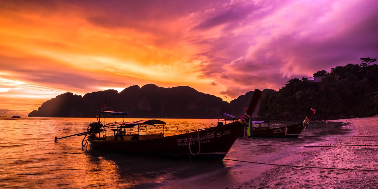 Koh Phi Phi Sunset