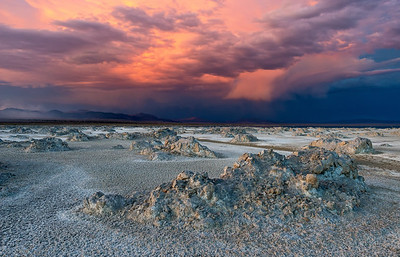 North Mono Lake Sunset #3