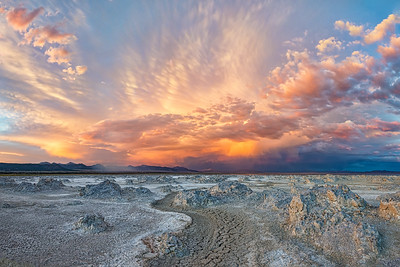 North Mono Lake Sunset #2