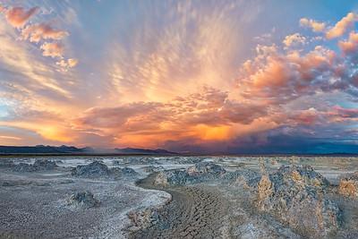 North Mono Lake Sunset #2