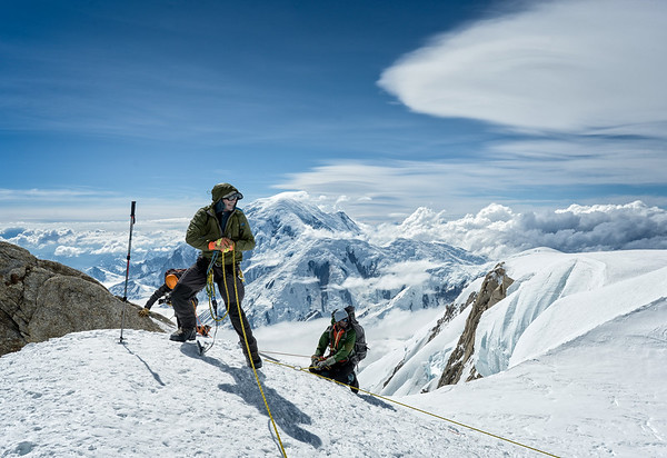 An American Ascent / Expedition Denali