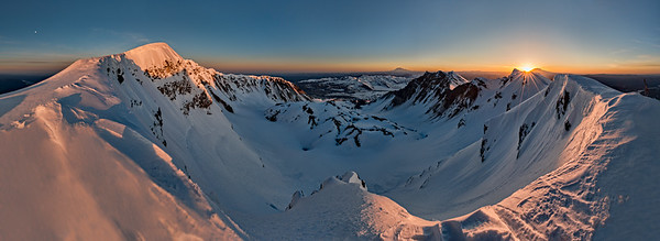 Mount Saint Helens Sunrise