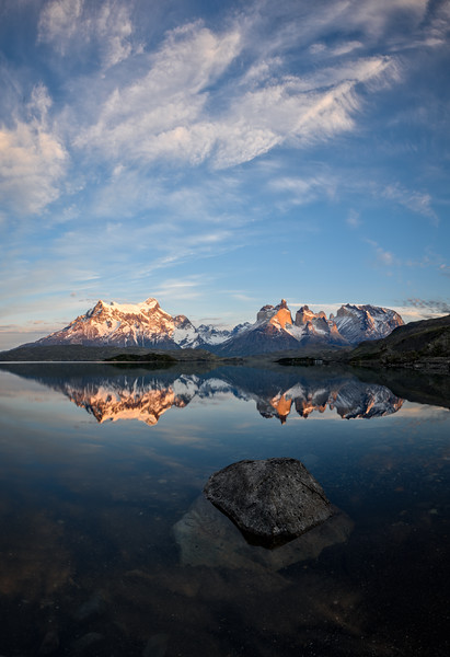 Torres Del Paine Windless