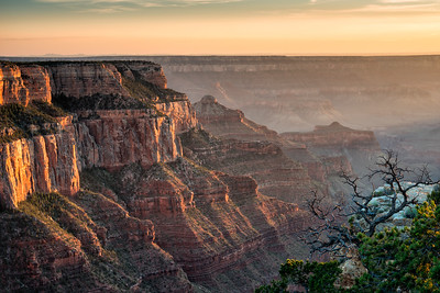 Cape Royale on Grand Canyon's North Rim