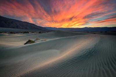 Mesquite Dunes Sunset #2