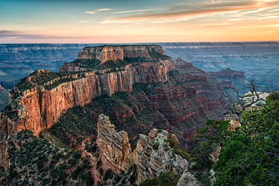 Cape Royale on Grand Canyon's North Rim #2
