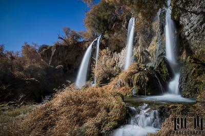 Rifle Falls in Colorado