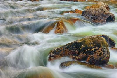 Merced River Rapids #1