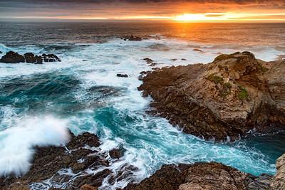 Big Sur Sunset #1