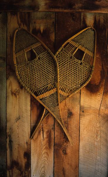 L6039 Snowshoes, Blacktail Ranch, Montana