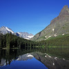 L6330 Grinnell Peak, Swiftcurrent Lake, Many Glacier area