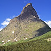 L6320 Grinnell Peak, Swiftcurrent Lake, Many Glacier area
