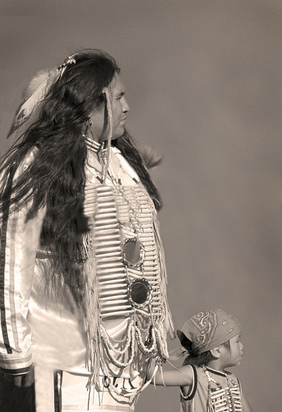 L6451 Native American Pow Wow, North American Indian Days, Browning, Montana