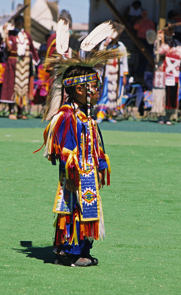 L6400 Native American Pow Wow, North American Indian Days, Browning, Montana
