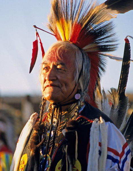 L6402 Native American Pow Wow, North American Indian Days, Browning, Montana