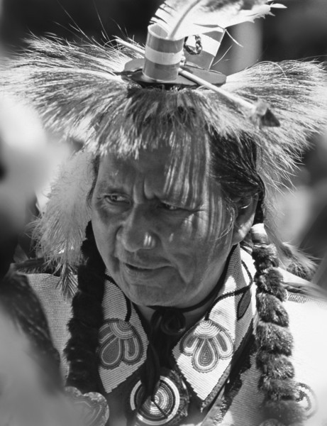 L6392 Native American Pow Wow, North American Indian Days, Browning, Montana