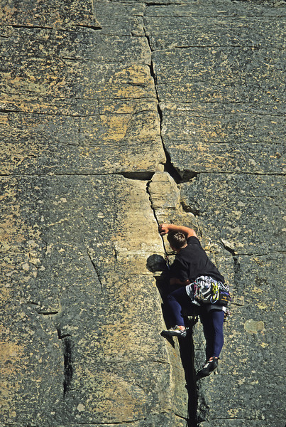 L6293 Climbing, Stone Hill, Highway 37, Eureka - Libby, Montana